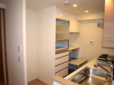 キッチン After 設置商品 TOTOレガセス