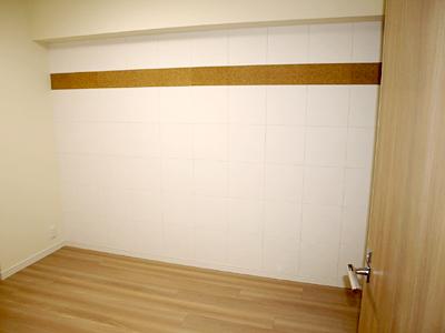 洋間 After 壁:INAXエコカラット